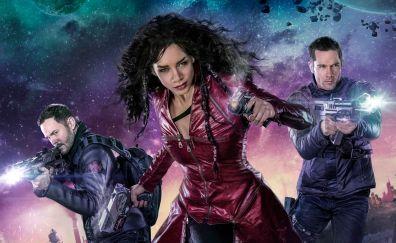 Killjoys TV show, scifi tv series