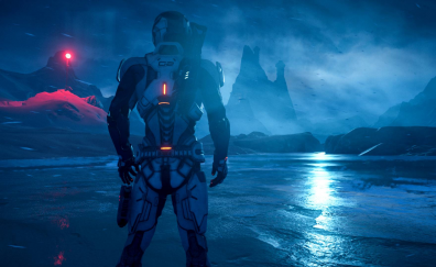 Mass Effect: Andromeda video game