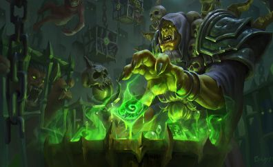 Hearthstone: Heroes of Warcraft, magician