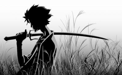 Mugen of Samurai Champloo anime