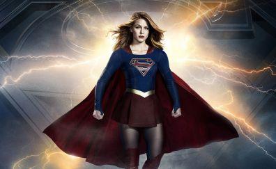 Supergirl, tv series, season 3, poster