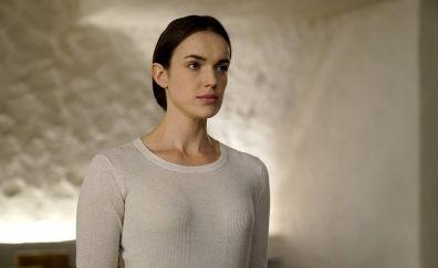 Jemma simmons, Elizabeth Henstridge, agents of shield, tv series, actress