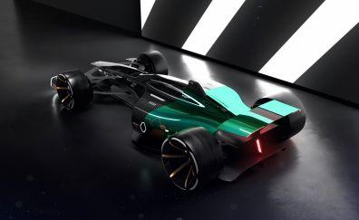 Renault R.S. 2027, F1 Vision concept car, Formula One