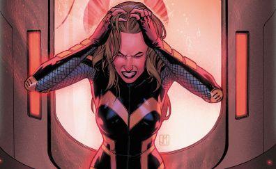 Superhero, dc comics, black canary
