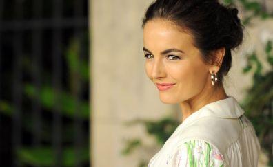 Camilla Belle, American beauty, smile