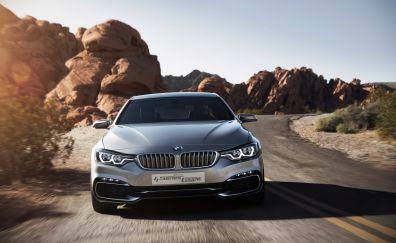 2018 BMW 4 Series Coupé, luxury car