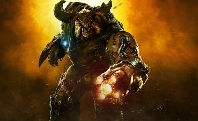 Doom, 2016 game, creature
