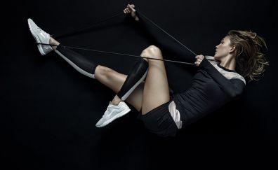 American Model Karlie Kloss