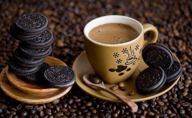 Coffee cup coffee
