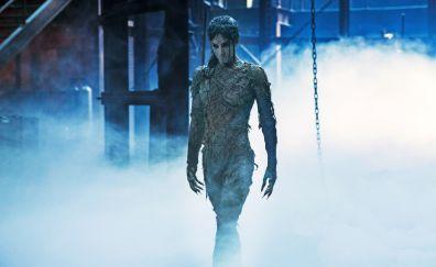 The mummy, Sofia Boutella, movie, 4k