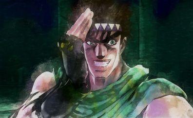 Joseph Joestar, JoJo's Bizarre, anime boy