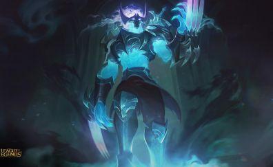 Zed, league of legends, online game
