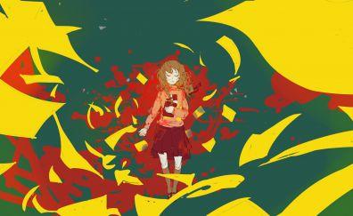 Madotsuki, yume nikki, anime girl