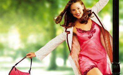 Jennifer Garner, 13 going on 30 movie, 2004 movie, actress