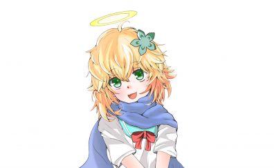 Tapris Sugarbell Chisaki, Gabriel DropOut, anime girl