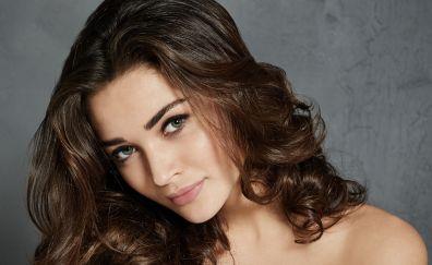 British model, Amy Jackson