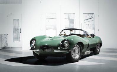 1957 Jaguar XKSS continuation Model Car