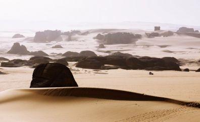 Tassili n'Ajjer, Africa desert