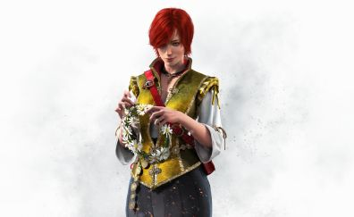 The witcher 3: wild hunt, shani, gaming