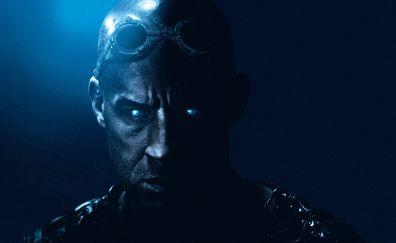 Vin Diesel, Riddick movie
