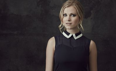 Eliza Taylor, Australian celebrity, blonde, 5k