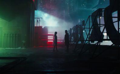 blade runner 2049, 2017 movie, artwork, 4k