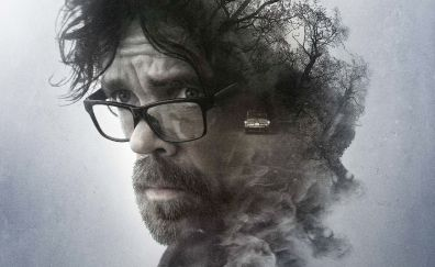 Rememory, Peter Dinklage, 2017 movie, poster, face, 4k