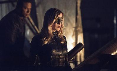 Black canary, Katie Cassidy, Arrow, season 6, tv series