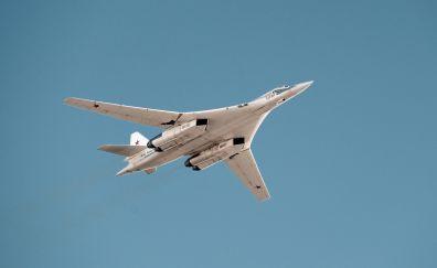 Tupolev Tu-160, warplane, military