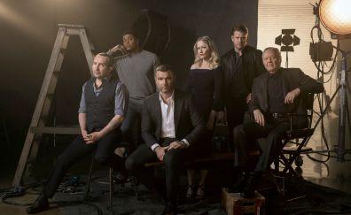 Ray donovan, tv show, all actors in Studio