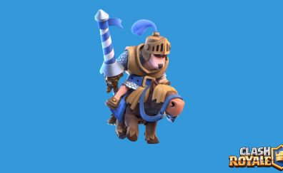 Clash Royale, Mobile game, knight