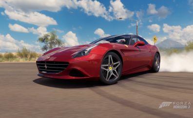 Ferrari California, Forza Horizon 3, sports car