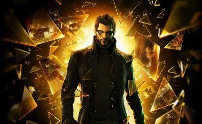 Deus Ex: Human Revolution, 2011, video game