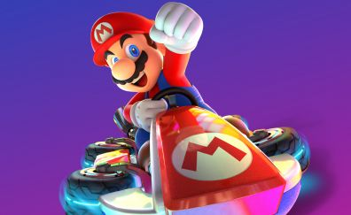 Mario kart 8 deluxe gaming