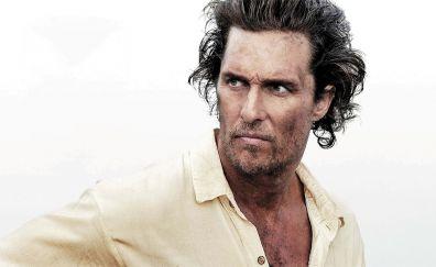 Matthew McConaughey in Mud 2012 movie
