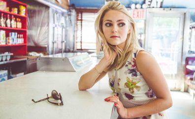 Annasophia robb, blonde celebrity, 5k