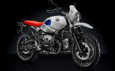 2018 BMW R nineT Urban G/S, bike, 4k