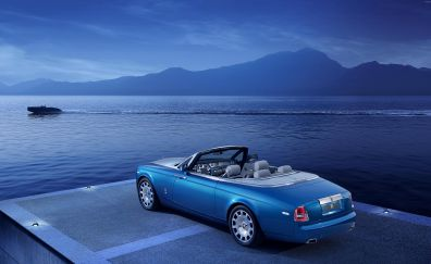 Rolls-Royce Phantom drophead coupe luxury car