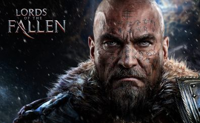 Lords of the Fallen, video game, warrior