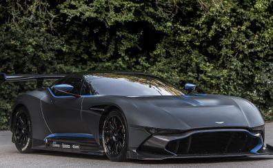 Aston Martin Vulcan, sports car, 4k