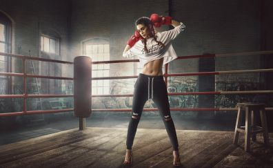 Kriti sanon, bollywood, boxing