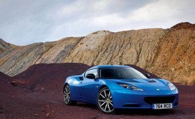 Lotus Evora sports, luxury car
