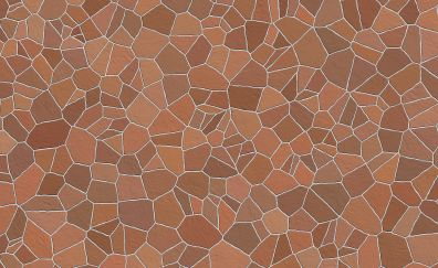 Mosaic, tile, texture, pattern, 4k