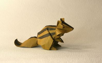 Paper Chipmunk, Squirrel