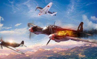 War thunder online game