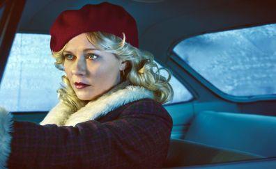 Fargo movie, Kirsten Dunst, actress