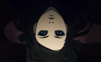 Ergo proxy high, anime girl