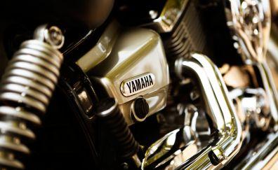 Yamaha bike engine 2017