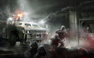 Tom Clancy's Ghost Recon: Wildlands video game