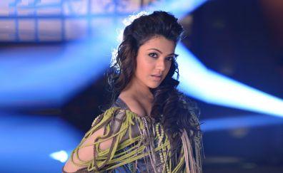 Lovely Indian Actress Kajal Aggarwal